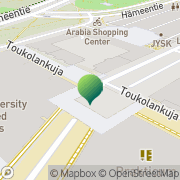 Kartta Stiftelsen Arcada bibliotek Helsinki, Suomi