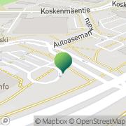 Kartta Tuusulan kunta sosiaali ja terveystoimi Tuusula, Suomi