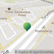 Kartta Stoa Itä-Helsingin Kulttuurikeskus Helsinki, Suomi