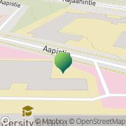 Kartta Oulun kaupunginkirjasto Oulunsuu Oulu, Suomi