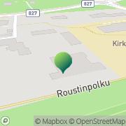 Kartta Tyrnävän kunta Sivistys- ja vapaa-aikatoimisto Tyrnävä, Suomi