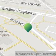Kartta Pohjois-Savon Ulosottovirasto Iisalmen toimipaikka Iisalmi, Suomi
