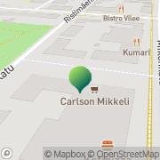 Kartta Mikkelin kaupunki kulttuuritoimi, museot Mikkeli, Suomi
