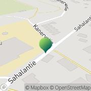 Kartta Mikkelin kaupunginkirjasto Anttolan kirjasto Anttola, Suomi