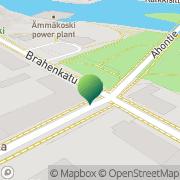 Kartta Kriminaalihuoltolaitos Pohjois-Suomen aluetoimisto Kajaanin yksikkö Kajaani, Suomi