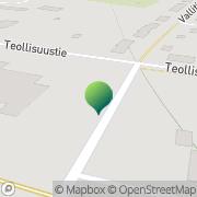 Kartta Nurmeksen kaupunki Tietohallinto Nurmes, Suomi