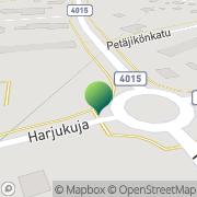 Kartta Parikkalan kunnankirjasto Parikkala, Suomi