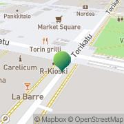 Kartta Joensuun kaupunki Carelicum Joensuu, Suomi