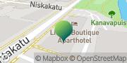 Kartta Suojelupoliisi Joensuun toimipiste Joensuu, Suomi
