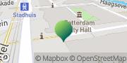Map Gemeente Rotterdam Rotterdam, Netherlands