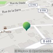 Carte de NICORA SAS Clermont-en-Argonne, France