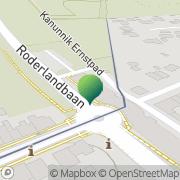 Kaart Eurode Openbaar Lichaam Kerkrade, Nederland