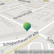 Karte Roswitha Johnen Aachen, Deutschland