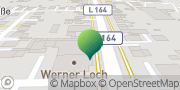 Karte GLS PaketShop Übach-Palenberg, Deutschland