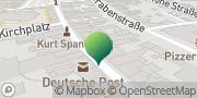 Karte GLS PaketShop Kalkar, Deutschland