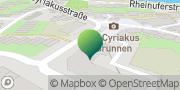 Karte GLS PaketShop Singen (Hohentwiel), Deutschland