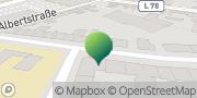 Karte GLS PaketShop Duisburg, Deutschland
