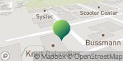Karte GLS PaketShop Bergheim, Deutschland