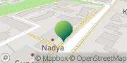 Karte GLS PaketShop Hürth, Deutschland