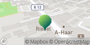 Karte GLS PaketShop Bottrop, Deutschland