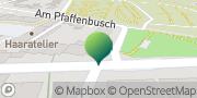 Karte GLS PaketShop Düsseldorf, Deutschland