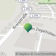 Karte Etc Eiltransport Curier Saarbrücken, Deutschland