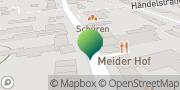 Karte GLS PaketShop Hilden, Deutschland