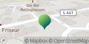 Karte GLS PaketShop Essen, Deutschland