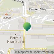 Karte ASK Kurierdinest Dorsten, Deutschland