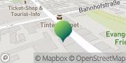 Karte GLS PaketShop Velbert, Deutschland