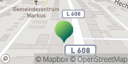 Karte GLS PaketShop Gelsenkirchen, Deutschland