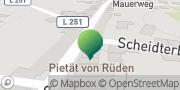 Karte GLS PaketShop Saarbrücken, Deutschland