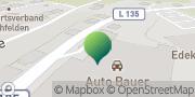 Karte GLS PaketShop Nohfelden, Deutschland