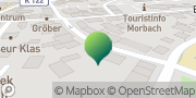 Karte GLS PaketShop Morbach, Deutschland