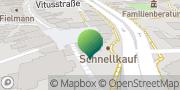 Karte GLS PaketShop Herten, Deutschland