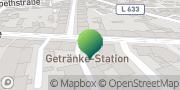 Karte GLS PaketShop Bochum, Deutschland