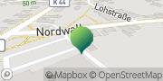 Karte GLS PaketShop Haltern am See, Deutschland
