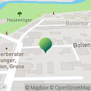 Karte Horst Posselt Emden, Deutschland