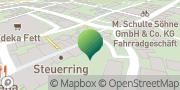 Karte GLS PaketShop Markt Schwaben, Deutschland