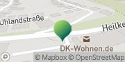 Karte GLS PaketShop Wetter (Ruhr), Deutschland