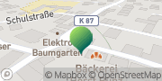 Karte GLS PaketShop Kettig, Deutschland