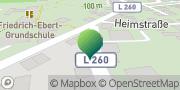 Karte GLS PaketShop Neuwied, Deutschland