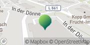 Karte GLS PaketShop Lüdenscheid, Deutschland