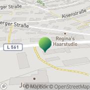 Karte M.K.D. Kurier-Dienst GMBH Lüdenscheid, Deutschland