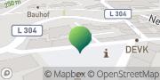 Karte GLS PaketShop Selters, Deutschland
