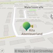 Karte Deutsches Rotes Kreuz Hamm, Deutschland