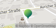 Karte GLS PaketShop Wittmund, Deutschland