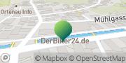 Karte GLS PaketShop Friesenheim, Deutschland