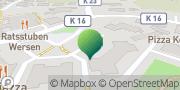 Karte GLS PaketShop Lotte, Deutschland