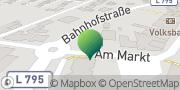 Karte GLS PaketShop March, Deutschland